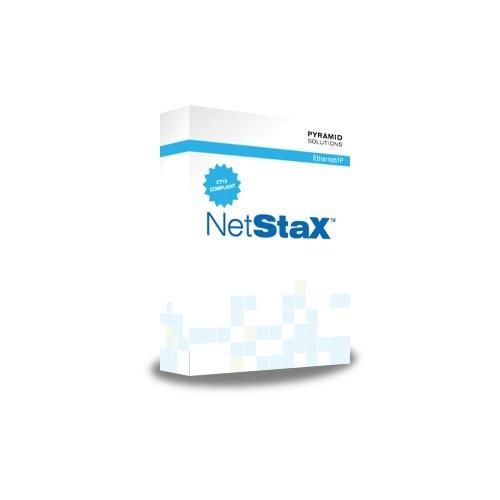 NetStaX (PRNewsfoto/Pyramid Solutions, Inc.)