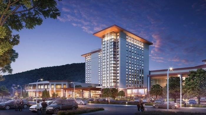Kone Wins Order For Harrah S Cherokee Casino Resort