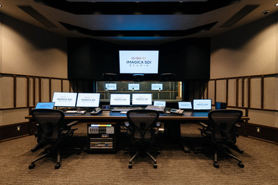 SDI Media and IMAGICA Lab. Open State-of-the-Art Dubbing Studio in Tokyo