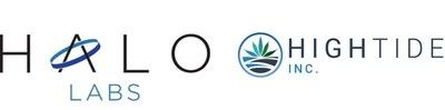 Halo Labs Inc. & High Tide Inc. (CNW Group/High Tide Inc.)
