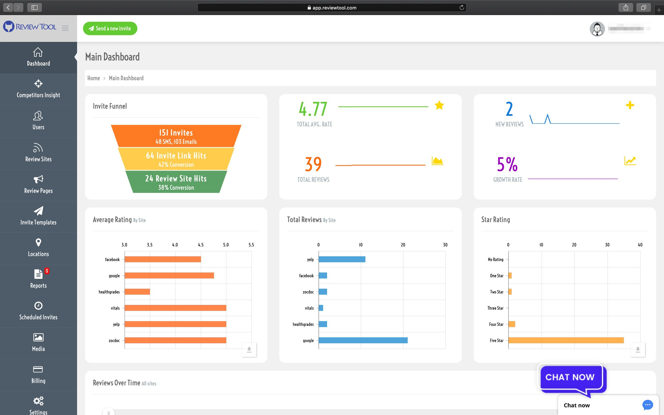 Review Tool, the Online Review Management Software, Receives Awards