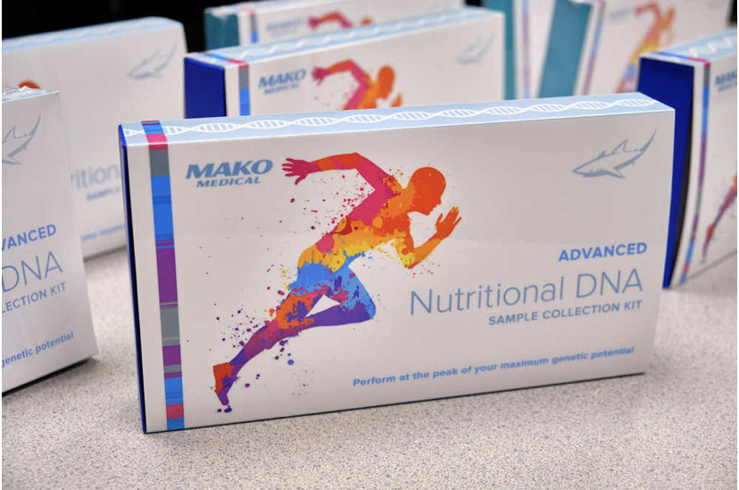 CEO of Mako Medical Announced the Launch of New Nutritional DNA Test