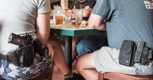 Recent polls show South Carolinians support stronger gun laws to reduce gun violence, including growing opposition to pending state legislation to allow Open Carry of handguns in SC.
