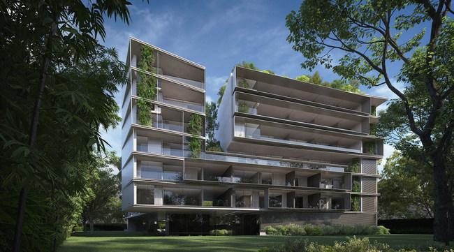 Award-winning Architect Marco Savorelli, Project by Grupo Italcambio (Carlos Dorado)