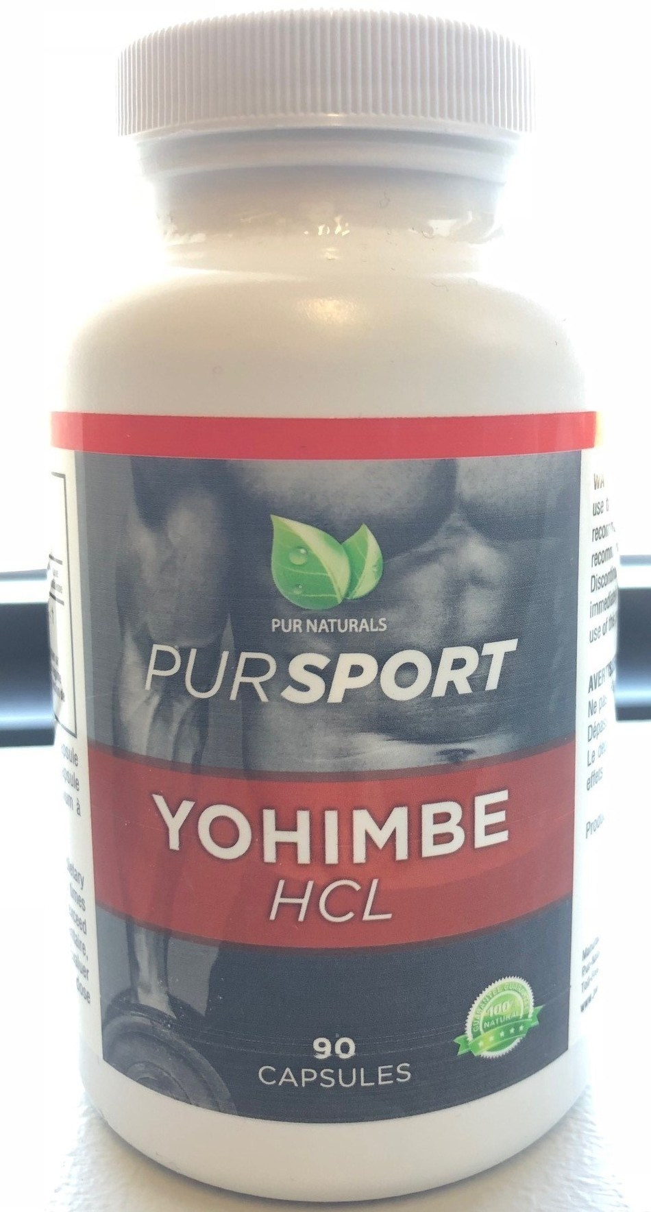 Yohimbe HCL (CNW Group/Health Canada)