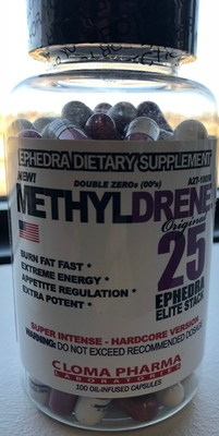 Methyldrene 25 (CNW Group/Health Canada)