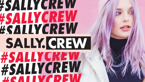 Sally Beauty's search for inaugural #SallyCrew continues.