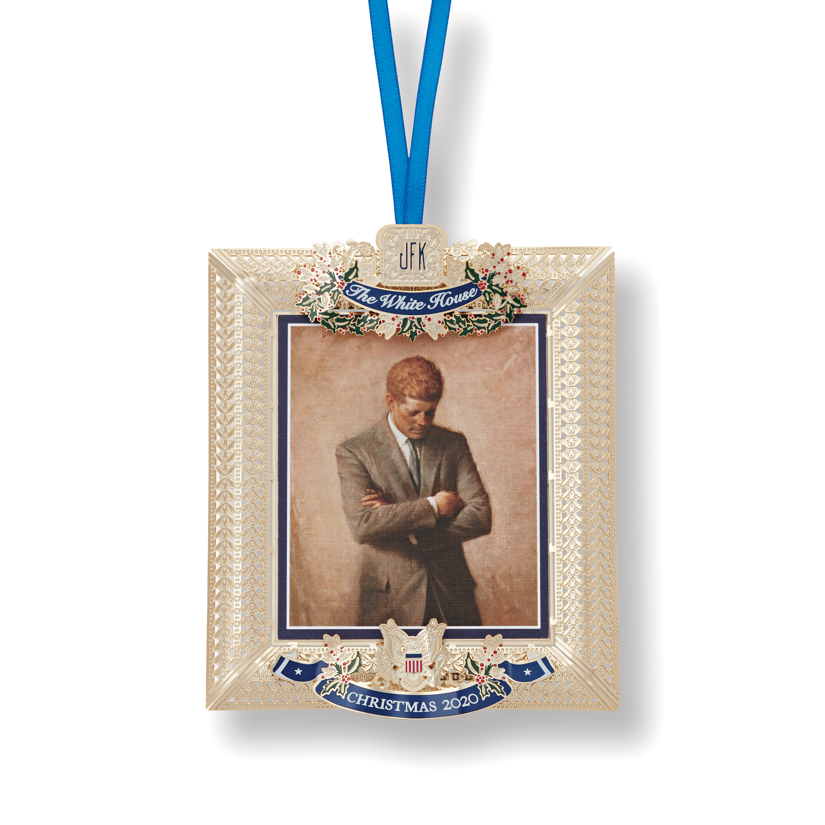 2020 Official White House Christmas Ornaments Official 2020 White House Christmas Ornament Features President