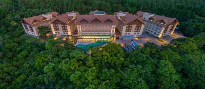 Wyndham Gramado Termas Resort. empreendimento de multipropriedade da Prime Vacation