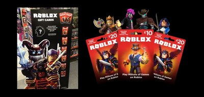 InComm Launches Roblox Gift Cards in France and Germany