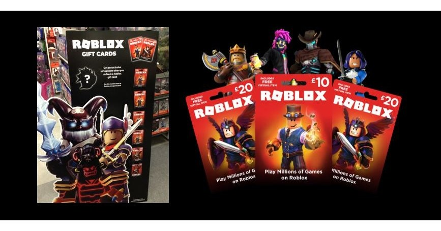 Were Can U Buy 20 Robux Card Incomm Launches Roblox Gift Cards In France And Germany