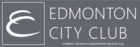 The logo for the new Edmonton City Club, expected to open in the coming year, represents an update to its legacy club, the Edmonton Petroleum Club. (CNW Group/Edmonton City Club)