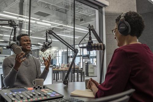 Staples Connect Podcast Studios