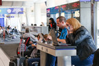 Happy New Year at Ontario International Airport as passenger volume climbed nearly 15% in January