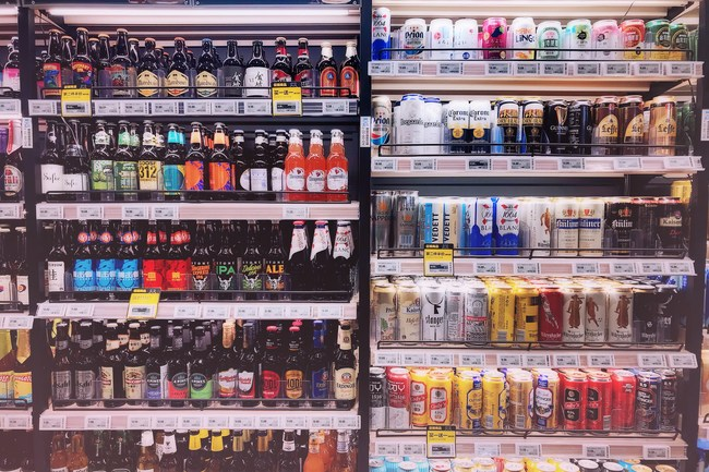 Alcohol brands photo