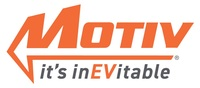 Motiv Power Systems Logo (PRNewsfoto/Motiv Power Systems)