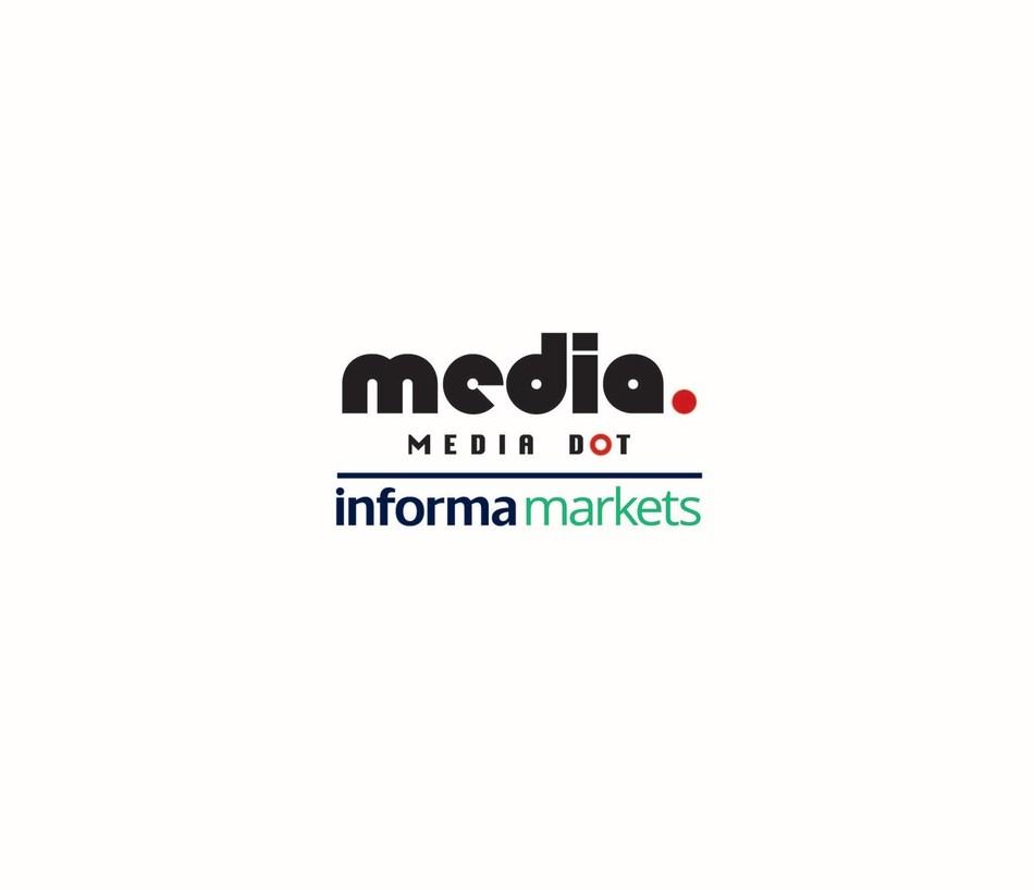 Media Dot and Informa Markets Logo