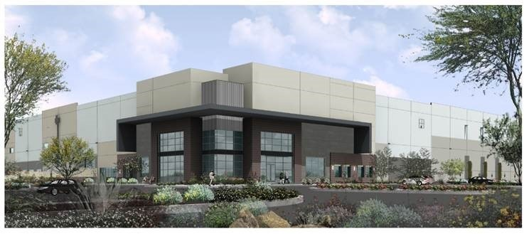 Ferrero Usa Announces The Opening Of A New Distribution Center In Goodyear Arizona