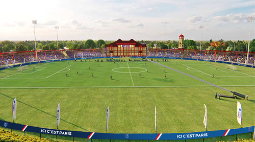 Paris Saint-Germain Academy USA Campus in South Florida, site of the tryouts for the Paris Saint-Germain Academy Pro Residency on Feb. 22 and Mar. 28, 2020.