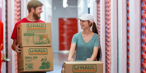 Until recently, U-Haul at I-95 & State Road 84 lacked the space to offer self-storage services. But thanks to the recent acquisition of a 0.88-acre abutting property east of the store, U-Haul is now adding storage options.
