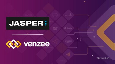 Jasper PIM and Venzee Technologies Announce Content Distribution Partnership  Partner agreement represents a robust new product listing capability required by retail merchants today (CNW Group/Venzee Technologies Inc.)