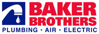 Baker Brothers Plumbing, Air Conditioning & Electrical Earns 2019 Angie's List Super Service Award