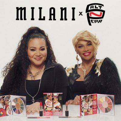 Milani x Salt-N-Pepa Collection