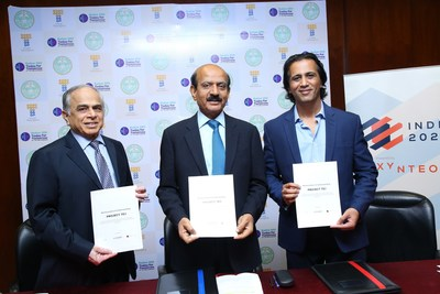 Telangana State and MedTechConnect launch Project Tej