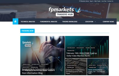 FP Markets Launches New