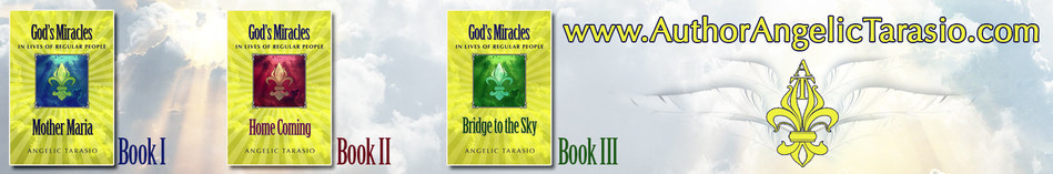 God's Miracles trilogy by Angelic Tarasio