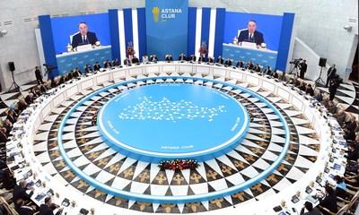 V Astana Club Meeting