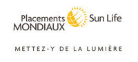 Placements mondiaux Sun Life (Canada) Inc. (Groupe CNW/Placements mondiaux Sun Life (Canada) Inc.)