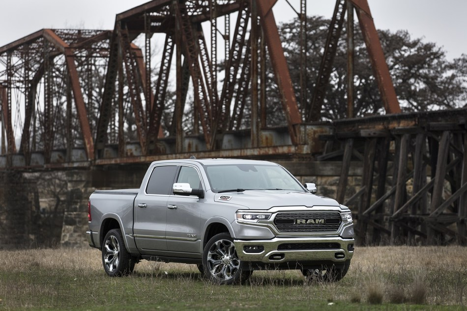 Jeep® Gladiator, Ram 1500 Named to Autotrader's 10 Best Car Interiors Under $50,000 in 2020 List