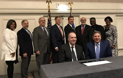 US Department of Labor Signing Ceremony for US AbilityOne Commission Apprenticeship