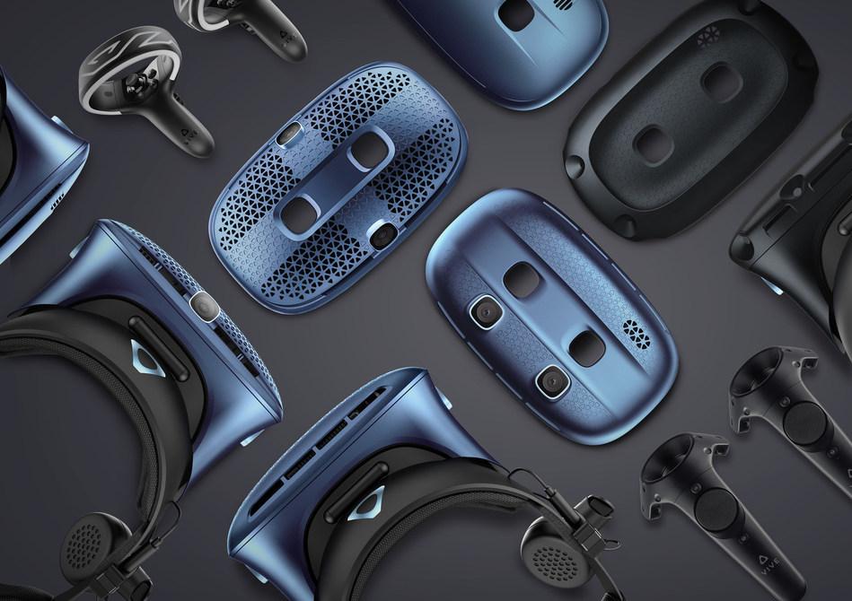 HTC VIVE UNVEILS COMPLETE VIVE COSMOS SERIES (PRNewsFoto/HTC VIVE)