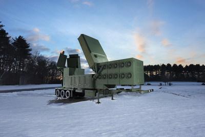 Raytheon completes first Lower Tier Air & Missile Defense Sensor radar antenna