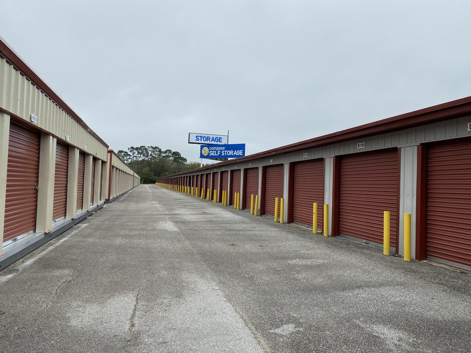 Compass Self Storage has acquired their 92nd self storage center in central Florida.