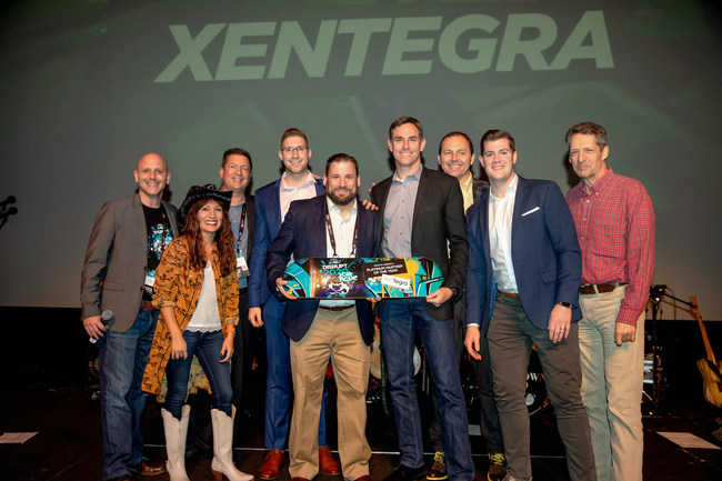 XenTegra - IGEL Partner of the Year; Photo Courtesy of IGEL
