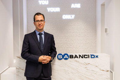 SabancıDx Managing Director Burak Aydın