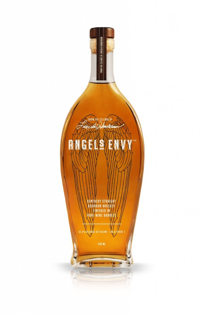 ANGEL'S ENVY® Kentucky Straight Bourbon Whiskey Finished In Port Wine Barrels Launches Internationally