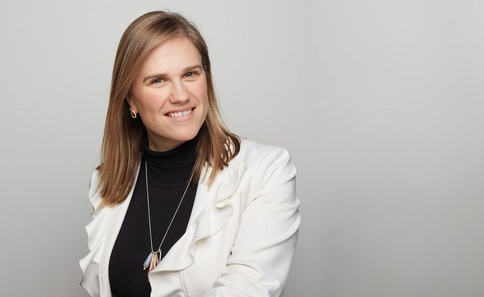 Sarah Walker, WestJet, Vice-President, Financial Planning and Analysis (CNW Group/WESTJET, an Alberta Partnership)
