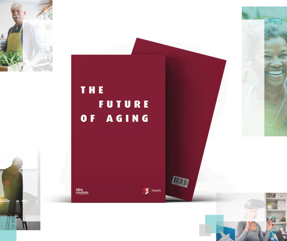 The Future of Aging – a book that shines a unique lens on the meaning of aging for everyone. (CNW Group/SE Health)