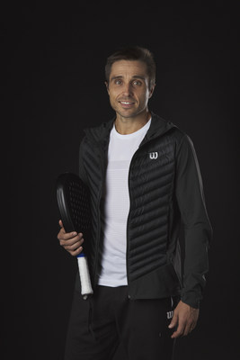 Wilson Sporting Goods Co., announced it has signed global Padel star Fernando Belasteguín, known as