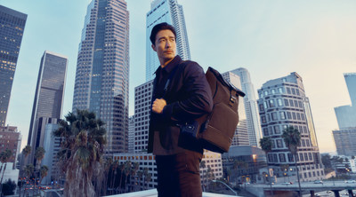 TUMI mời diễn viên Daniel Henney tham gia serie phim toàn cầu