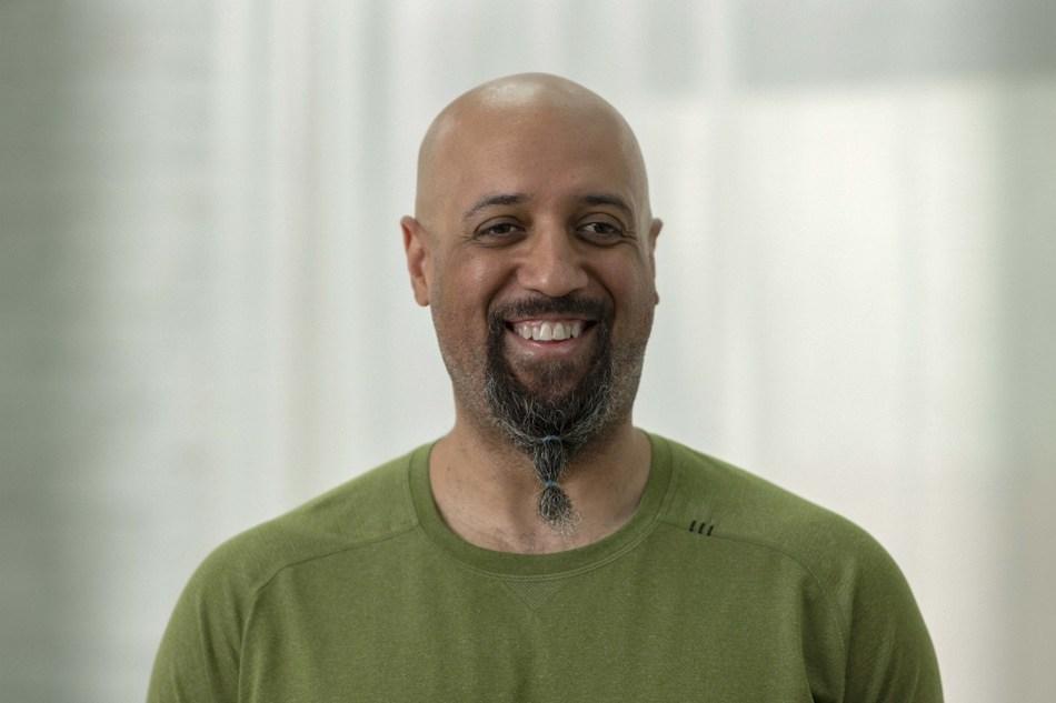 Gaia yoga teacher Jafar Alexander
