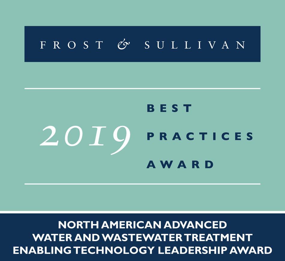 BioLargo Water (PRNewsfoto/Frost & Sullivan)