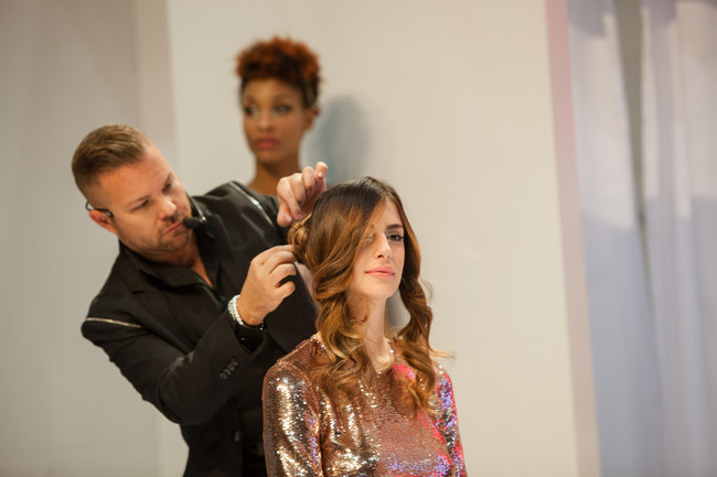 International beauty expert & celebrity stylist Nick Stenson, - Sr VP of Services & Trend for Ulta Beauty, and Artistic Director for L'ORÉAL's Matrix - is just one of the celebrity stylists you'll see at America's Beauty Show