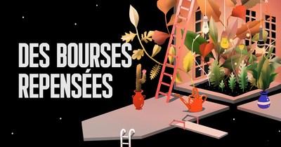 Le Conseil des arts et des lettres du Québec dévoile son nouveau programme de bourses pour les artistes et les écrivains. (Groupe CNW/Conseil des arts et des lettres du Québec)