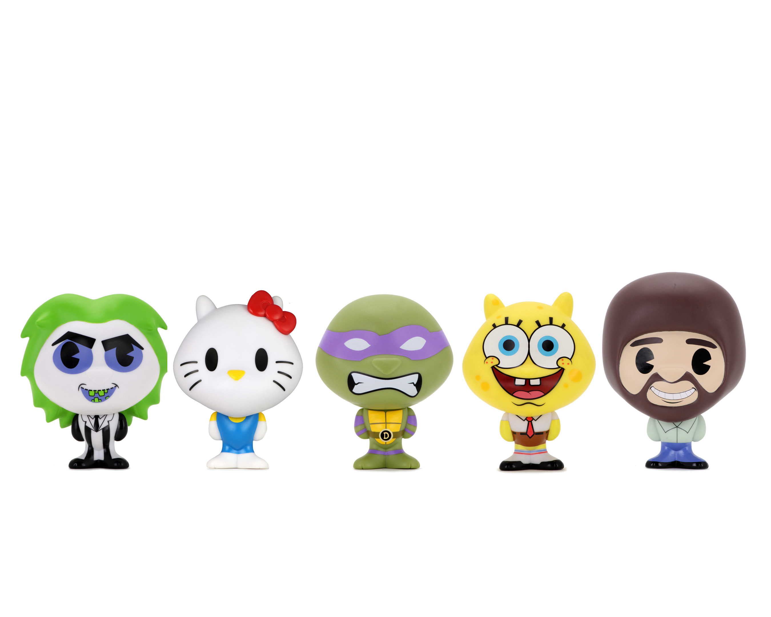 Kidrobot Elevates Vinyl With New, Limited-Edition Bhunny Figures--Series Debuts With Six Iconic Characters