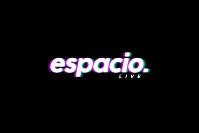 Logo for espacio.live
